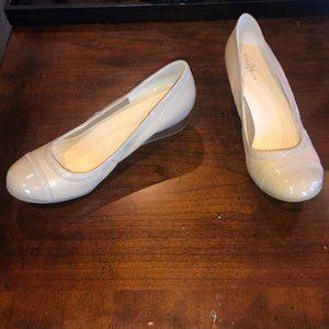 Sandstone Low Heels